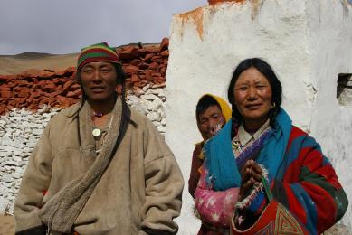 Tibet voyage rencontres découverte bouddhisme