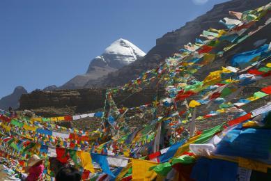 Tibet Mont Kailash la khora