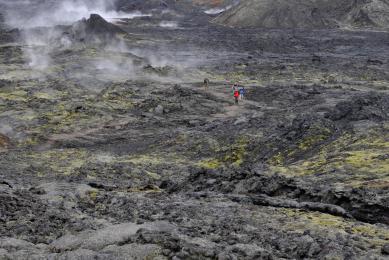 Randonnées en famille en Islande