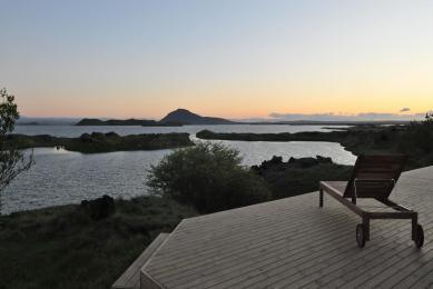 Trek nord Islande