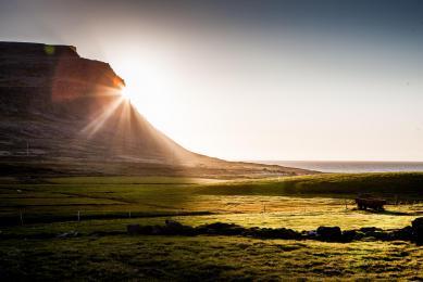 Trek facile Islande hors sentiers battus