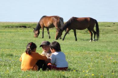 Kirghizistan Kirghistan montagne randonnée trek aventure voyage sur mesure nature