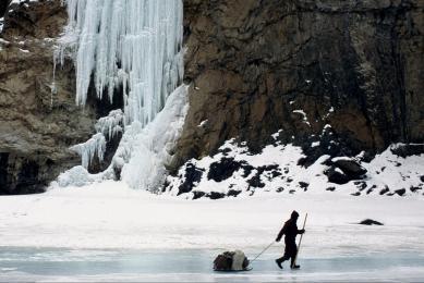 Voyage en Inde Ladakh aventure rivière Tchadar