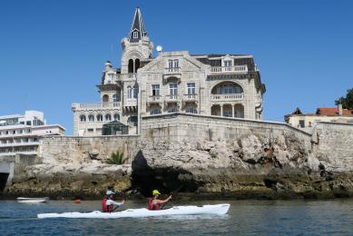 kayak et randonnée à Lisbonne