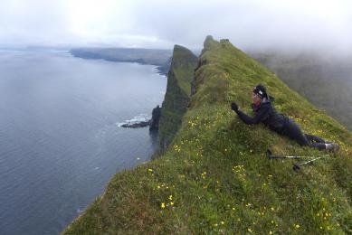 Trek en Islande dans les Fjords de l'ouest