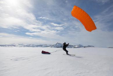 Spitzberg expedition 80°N