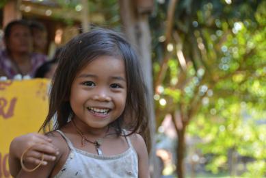 Rencontres villages au Laos