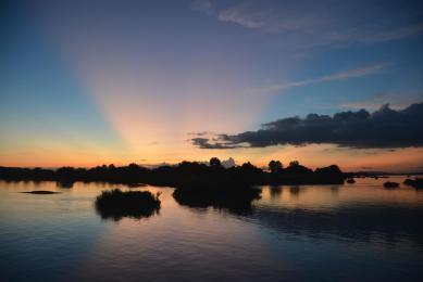 Mékong 4000 îles Laos Sud
