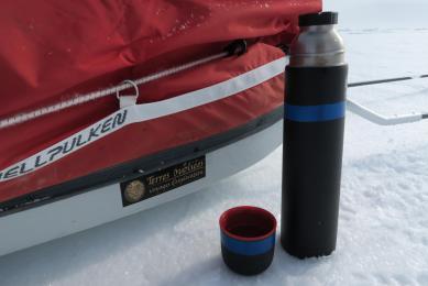 initiation ski et pulka spitzberg 9 jours