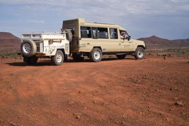 Safari namibie etosha