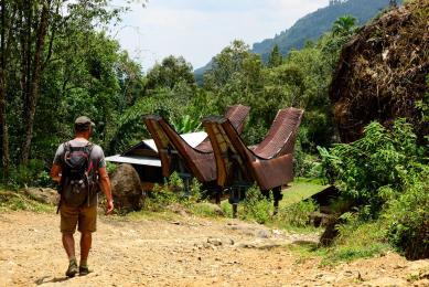trek sulawesi