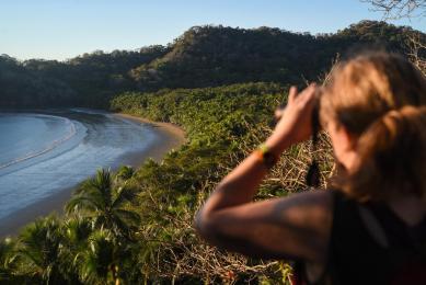 voyage ornithologique costa rica photographie randonnée