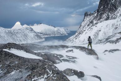 voyage photo aurores boreales norvege cercle polaire