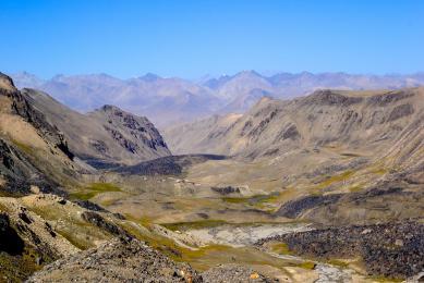 Trek Tadjikistan