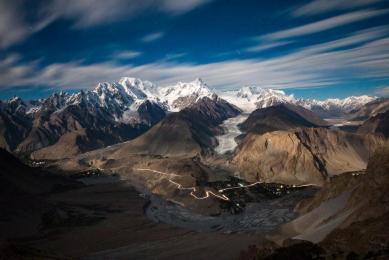 trek pakistan