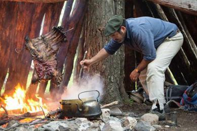 Patagonie Trek Argentine Habitations rencontres