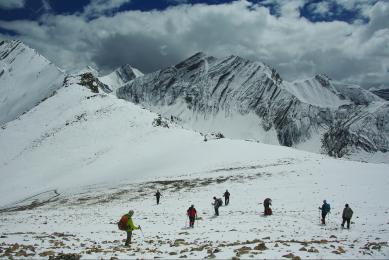 Immersion culturelle Népal marche randonnée