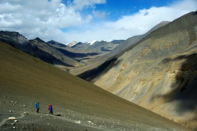 Népal voyage d'aventure trek dolpo