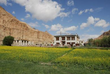 village ladakh