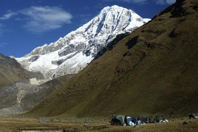 Les Glaciers du Pérou