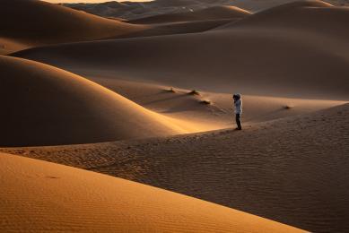 voyage photo dans le désert du sahara et les dunes de mauritanie avec un photographe guide
