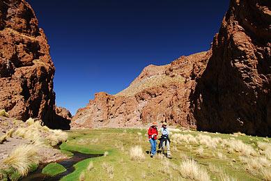 Randonnée Argentine Atacama trekking cordillère des andes atacama bolivie uyuni salar