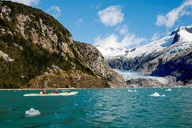 Patagonie chili argentine exploration  darwin faune observation trek trekking detroit de magellan baleines manchots