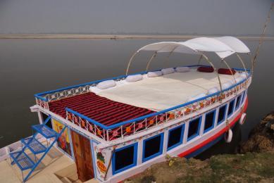 Voayge en Inde descente du Gange