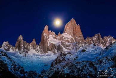 Patagonie voyage photo Cerro Fitz Roy Torres del Paine Perito Moreno