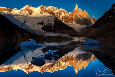 Patagonie voyage photo Cerro Fitz Roy Torres del Paine Perito Moreno estancia