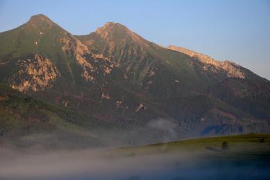Slovaquie Trekking randonnée montagnes tatras blanches