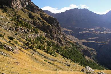 Alpes France voyage randonnée Trekking âne montagne