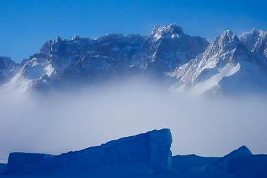 ski pulka Groenland Liverpool Exploration
