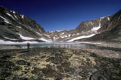 Exploration trek Groenland Cote Est