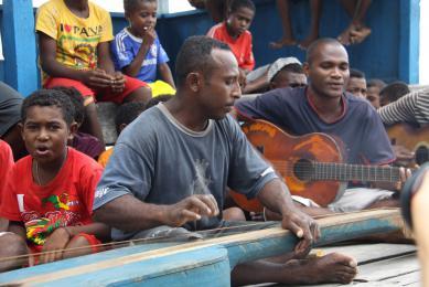 Musique Papoua