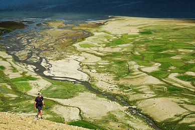 Voyage d'aventure Inde Changtang trek rencontres nomades