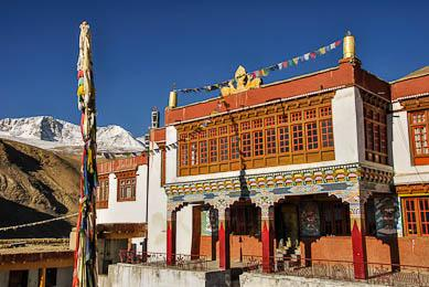 Voyage Trekking découverte Inde Ladakh Zanskar visite monastères
