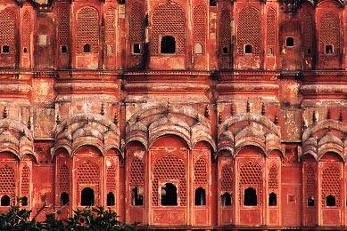 Voyage sur mesure Rajasthan découverte architecture des Rawlas