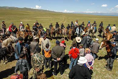Voyage aventure découverte culture kirghize Kirghizistan trek sur mesure