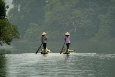 Voyage au Vietnam Lac Ba Be
