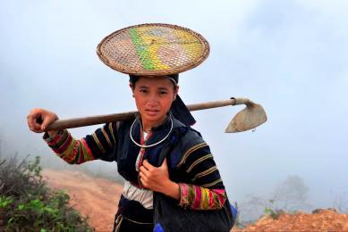 Trekking randonnée Vietnam voyage d'aventure