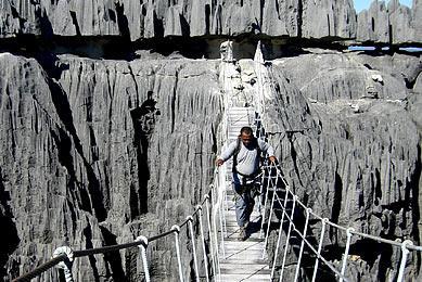 Voyage randonnée Madagascar Tsingy Behamara