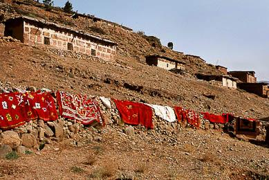 voyage randonnée Maroc trek atlas berbères