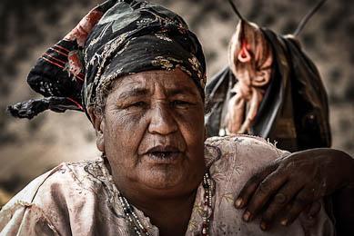 Maroc trek atlas berbères