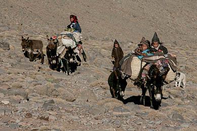 maroc vivre avec les nomades marocains