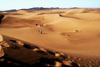 randonnée palmeraies vallée du draa maroc