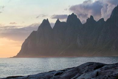 Voyage Norvege Lofoten Trek Decouverte Tromso Cercle polaire arctique Laponie Trekking boreal