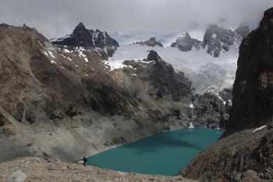 Trekking voyage Trek Fitz Roy Perito Moreno Patagonie argentine exploration