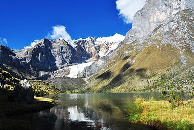 Cordillère de Huayhuash Pérou Trekking Exploration