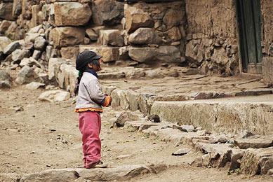 Trek rencontre village voyage Pérou